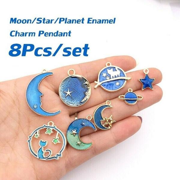 Jewelry, enamel, Earring, diycraft