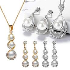 DIAMOND, brideearring, Stud Earring, necklace for women