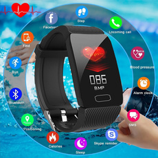 Heart, Android, Waterproof, Watch