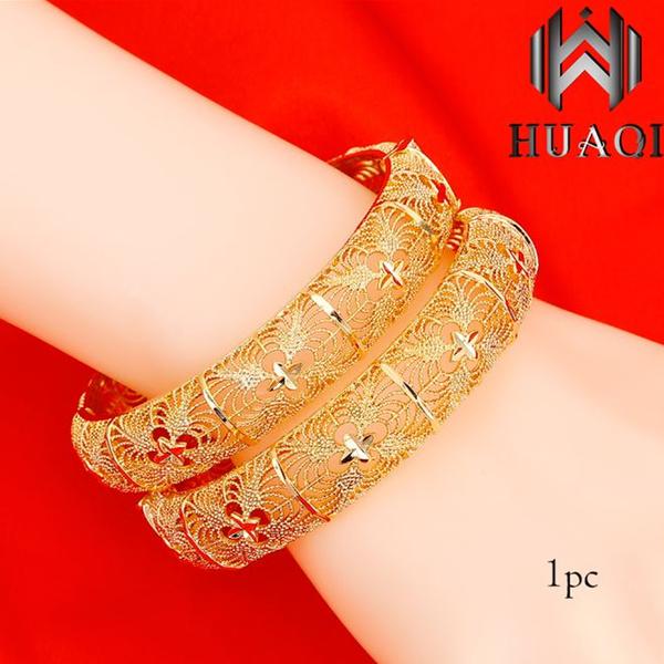 Charm Bracelet, Gifts, gold, Classics
