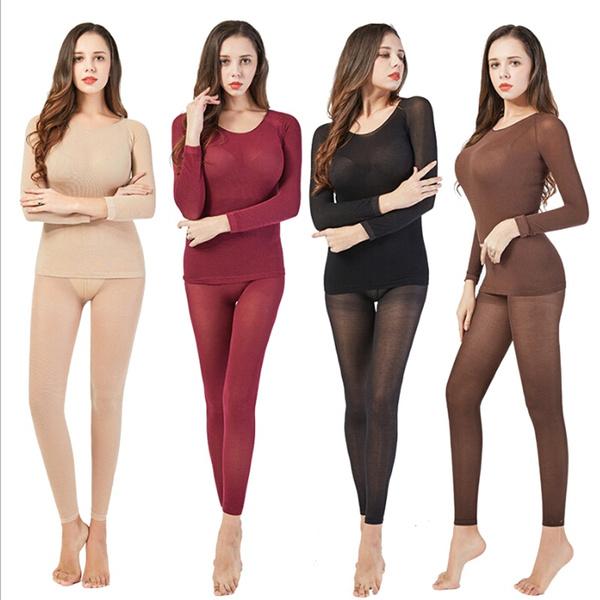 underwearset, Underwear, seamless underwear, Long sleeved