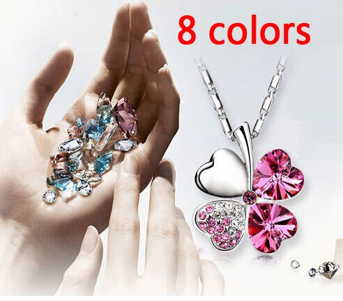 Clover, happines, Jewelry, Gifts