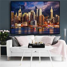 building, art, Home Decor, Home & Living