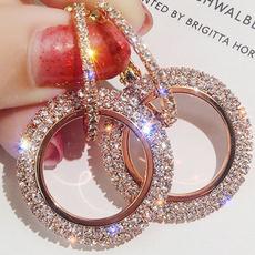 Hoop Earring, Jewelry, gold, women earrings