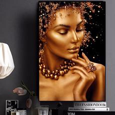 Decorative, golden, living room, Home Decor