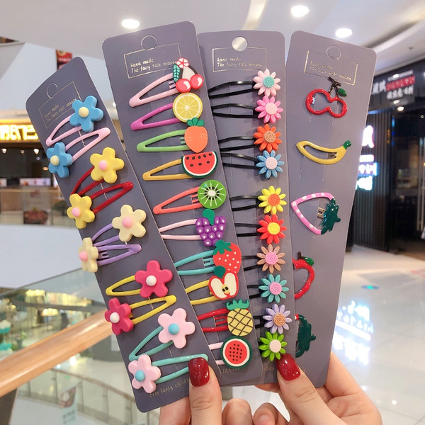 cute, lovely, Barrettes, Accessories