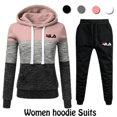 runningpant, women2pieceoutfit, hoodiespantsset, Clothing for women