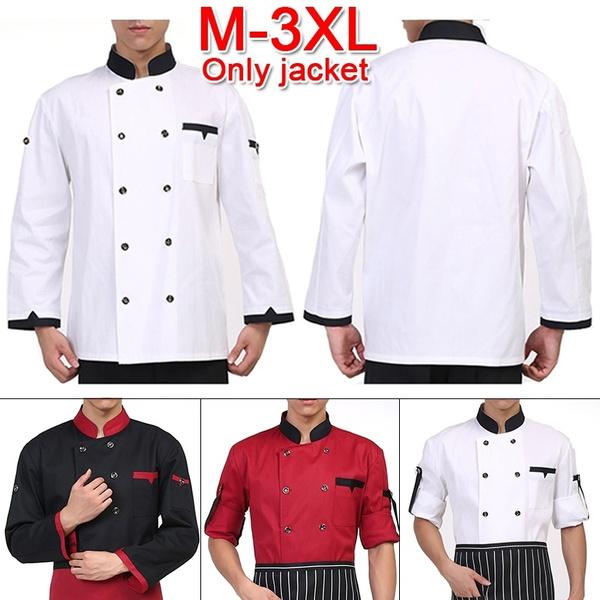 Fashion, cookshirt, Sleeve, Restaurant