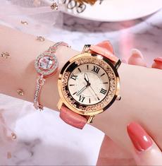 Bracelet, DIAMOND, Casual Watches, fashion watches