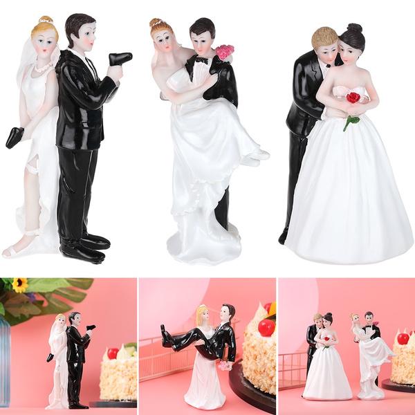 bridalfigurine, Decor, weddingcakedecor, Gifts