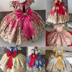 girls dress, Princess, Lace, summerbacklessdre