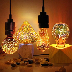 Light Bulb, decoration, edisonbulb, led