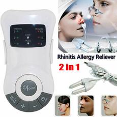 nosetherapymachine, allergyrelief, lights, Laser