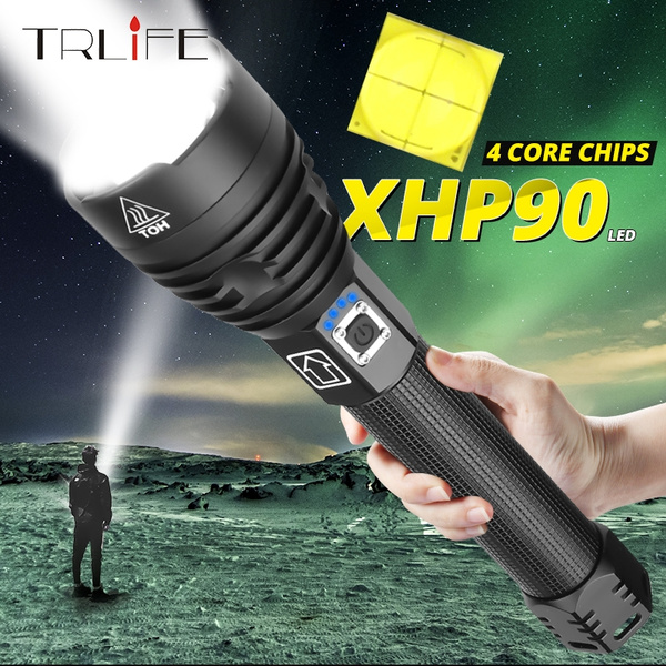 Flashlight, torchlight, Outdoor, led
