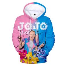Fashion, unisex clothing, Sleeve, 3d sweatshirt