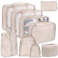 Makeup, luggageampbag, toiletryorganizer, Luggage