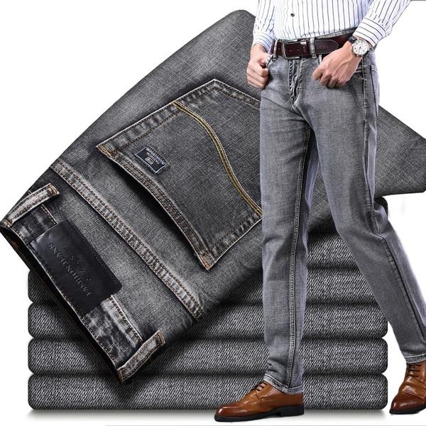 Blues, men jeans, trousers, blackgrayblue