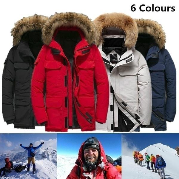 Down Jacket, men coat, Fashion, Winter