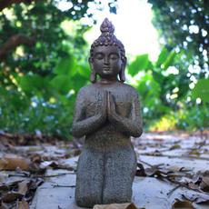 decoration, buddhastatue, resinfigurine, buddhasculpture