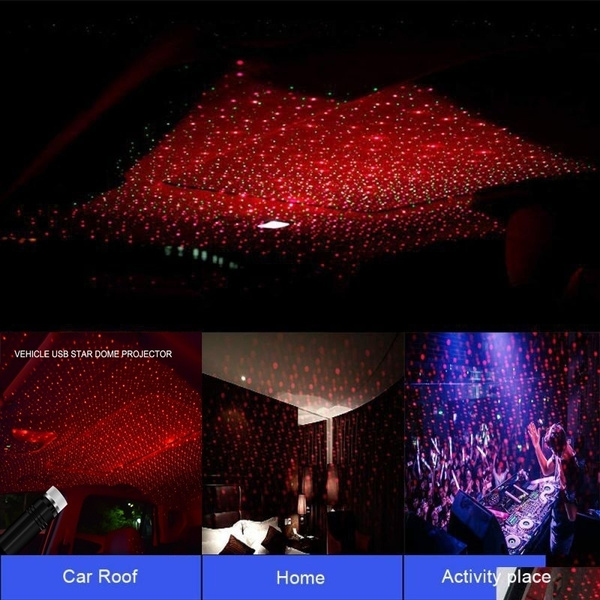 caratmospherelight, Home & Kitchen, led car light, Laser