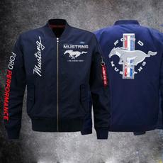 fordmustangflyingjacket, Fashion, Winter, Army