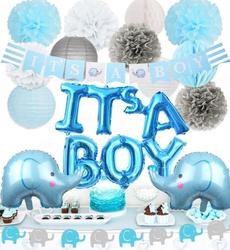 elephantballoon, Balloon, babysharkparty, decoration