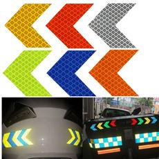 Car Sticker, nightwarningsticker, warningsticker, Car Accessories