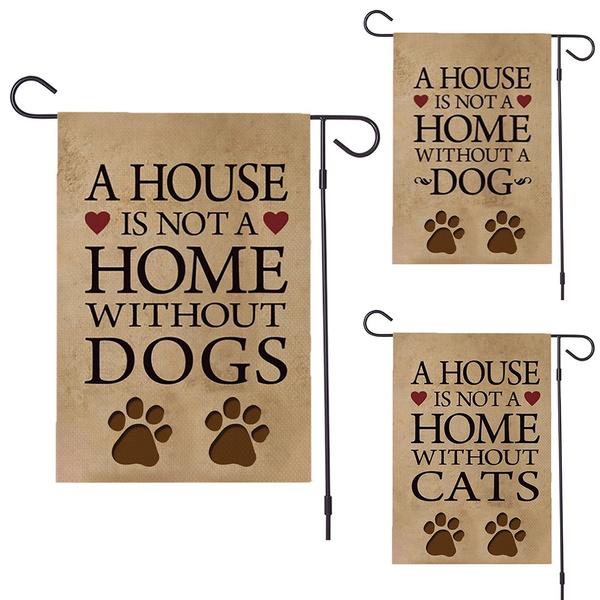 Home & Kitchen, Decor, gardenflag, Garden