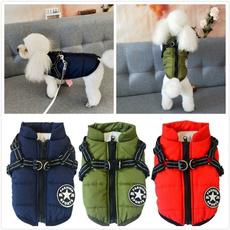 Vest, dog coat, Winter, Waterproof
