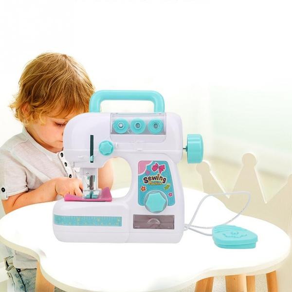 kidssewingmachine, Toy, sewingmachinetoy, Electric