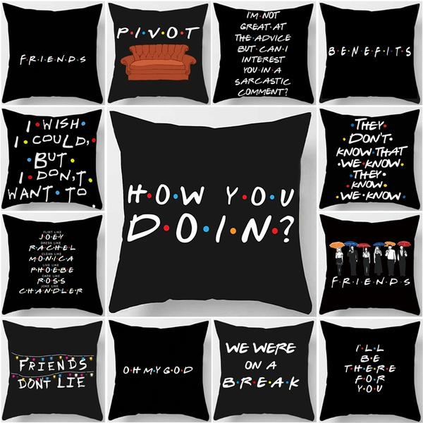 Polyester, Home Decor, Quotes, Pillowcases