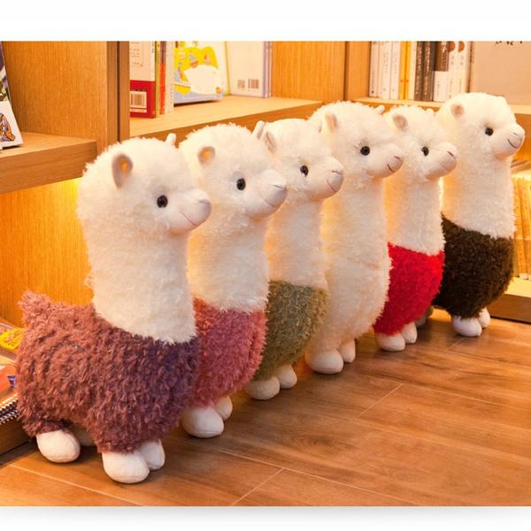 Sheep, cute, cottonplushtoy, Cotton