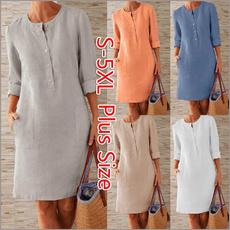 Plus Size, Women Blouse, Long Sleeve, plus size dress