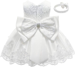 gowns, Lace, Dress, white dress