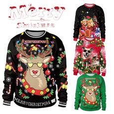 Fashion, Christmas, christmassweater, Sweaters