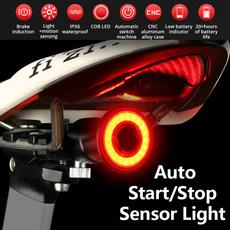 Flashlight, sensortaillight, Cycling, usb