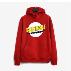bazinga, Fashion Hoodies, Tops, pullover sweatshirt
