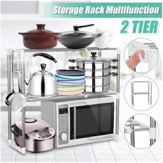 kitchenstoragerack, Steel, Kitchen & Dining, organizershelf