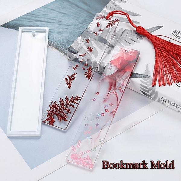 Jewelry, Bookmarks, resinmold, uvresinmold