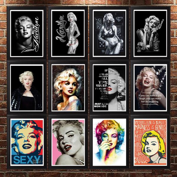 art print, decoration, Decor, superstar