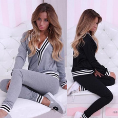 Winter, Sweaters, Women's tracksuit, Outfits