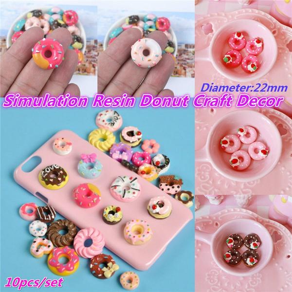 Craft Supplies, phonedecoration, slimesupplie, donut