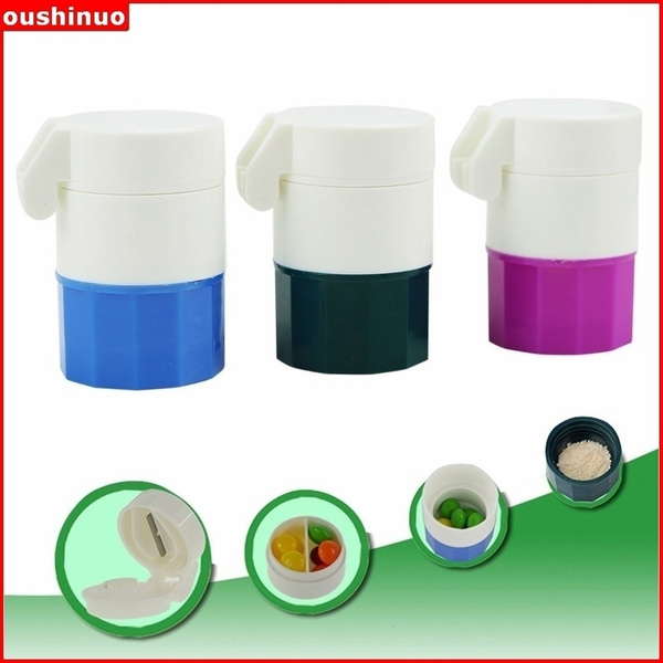 Box, pillcrusher, dar, Tablets