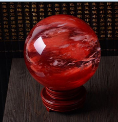 Collectibles, quartz, Gifts, crystalball
