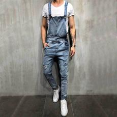 pants, Jeans, Overalls, Denim