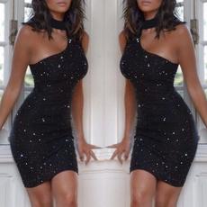 sleeveless, Dresses, Dress, Elegant Dress