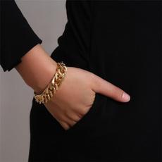 restoringancientway, Chain bracelet, Chain, Exaggeration