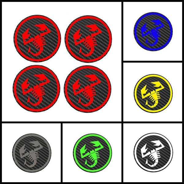 Wheels, fiat, center, Hubs