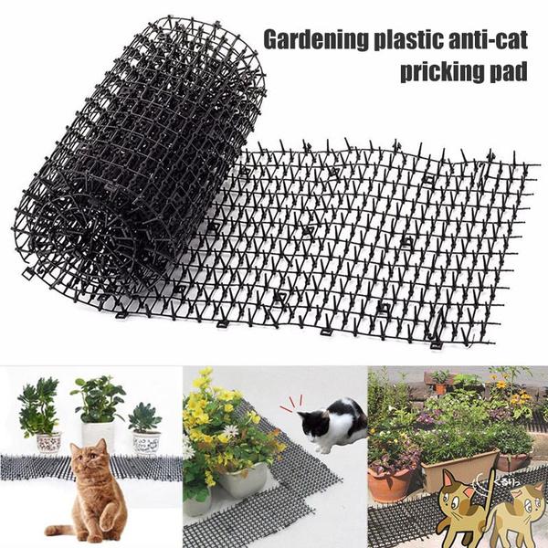 Plastic, catscatmat, gardeningmat, plasticspike