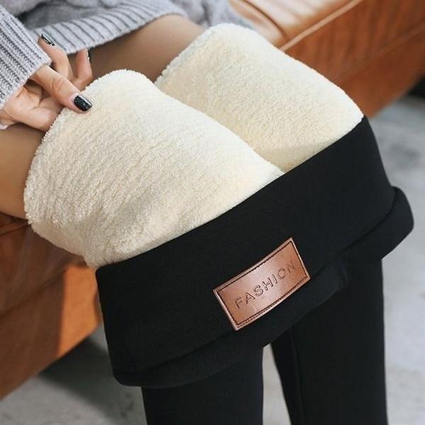 winterwarmlegging, thermalpantswomen, Leggings, trousers
